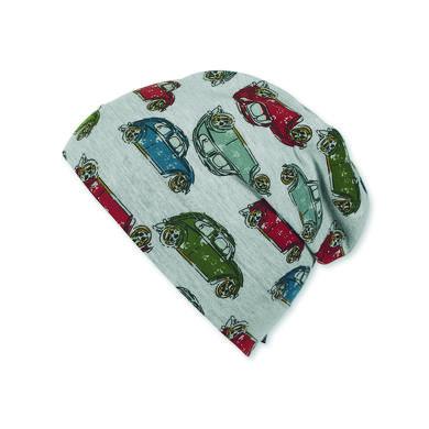 Miniboyaccessoires - Sterntaler Boys Slouch–Beanie Autos silber - Onlineshop Babymarkt