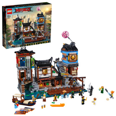Lego ® NINJAGO® - 70657 City Docks
