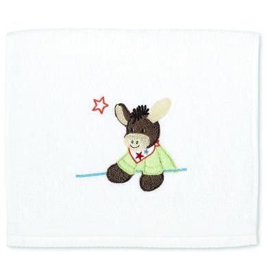Dětský ručník Sterntaler Emmi bílý