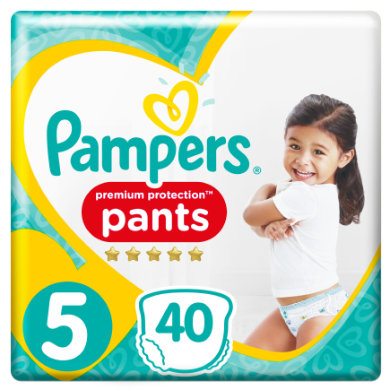 Pampers Premium Protection Pants Gr. 5 Junior 1...