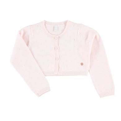 Minigirljacken - ESPRIT Girls Strickjacke pearl rose - Onlineshop Babymarkt