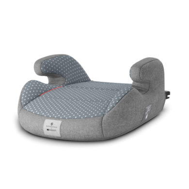 osann Autostoel Junior Isofix bellybutton Steel grey