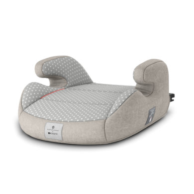 osann Autostoel Junior Isofix bellybutton Silver cloud Beige
