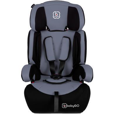 babyGO Autostoel Motion grijs