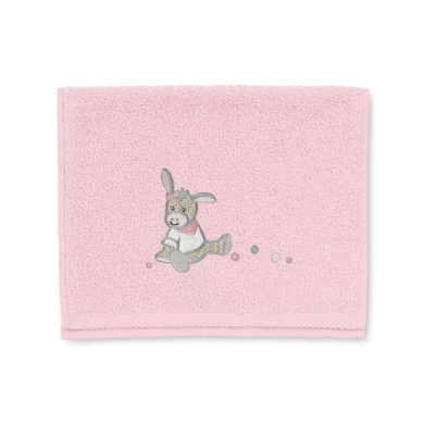 Dětský ručník Sterntaler Emmi Girl 50 x 30 cm růžový