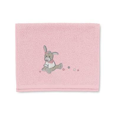 Kindertextilien - Sterntaler Kinderhandtuch Emmi Girl 50 x 30 cm rosa  - Onlineshop Babymarkt
