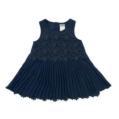 Jacky Kleid CLASSIC marine blau Gr.74 Mädchen
