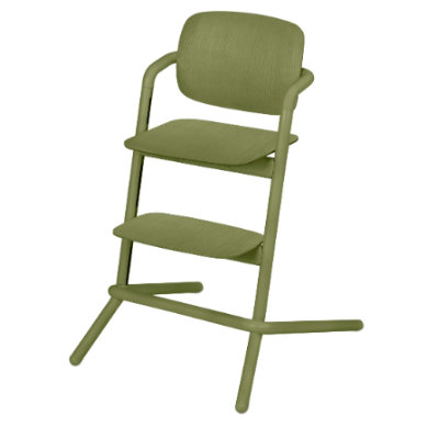 Cybex Lemo Chair Wood Outback Green 2019 - zelená