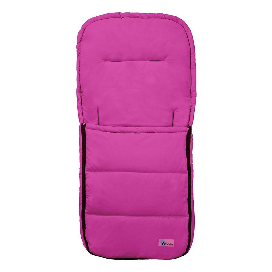 Altabebe Sommerfußsack für Buggy pink
