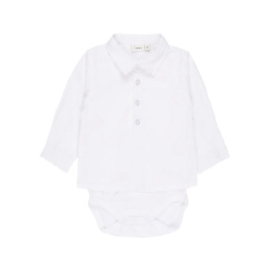 name it Boys Body Hemd Nbmsander bright white weiß Gr.62 Jungen