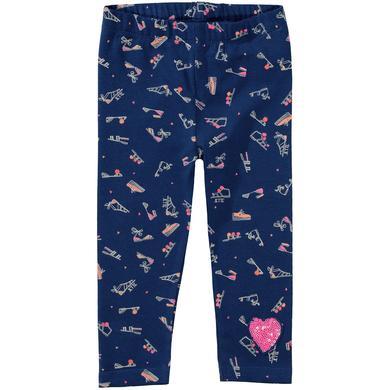 Minigirlhosen - JETTE by STACCATO Girls 7 8 Leggings blau - Onlineshop Babymarkt