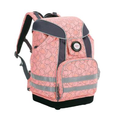 Lässig 4Kids School Bag Spooky peach