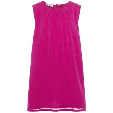 name it Girls Kleid Baton Rouge rosa pink Gr.98 Mädchen
