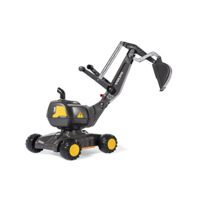 Sandfahrzeuge - rolly®toys rollyDigger Volvo EW160 421152 - Onlineshop