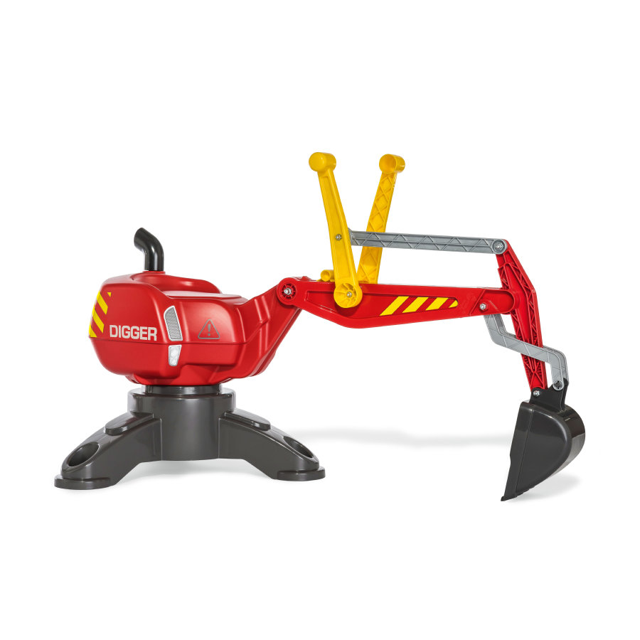 rolly®toys rollyDigger Volvo rot 422036