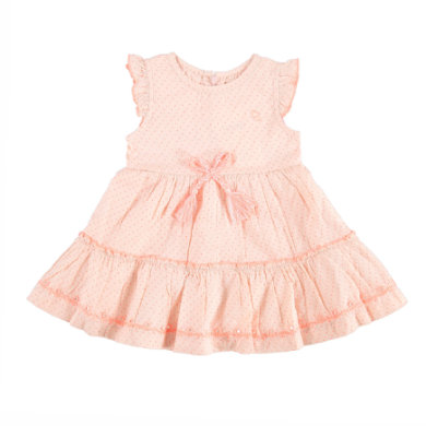 Minigirlroeckekleider - STACCATO Girls Kleid blush Alloverprint - Onlineshop Babymarkt
