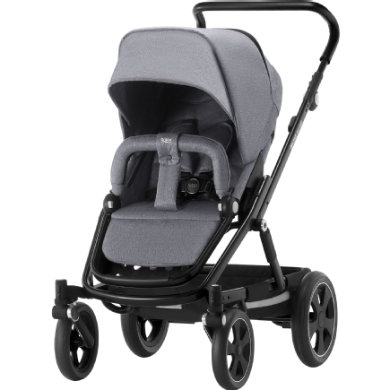 Britax Go Big 2 Grey melange Black 2020