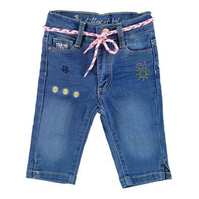 Staccato Girls skinny Caprijeans blau Gr.Kindermode (2 6 Jahre) Mädchen