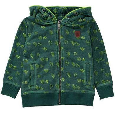 Miniboyjacken - STACCATO Boys Sweatjacke grün melange - Onlineshop Babymarkt