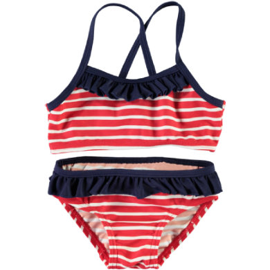name it Girls Bikini High Risk Red rot Gr.Babymode (6 24 Monate) Mädchen