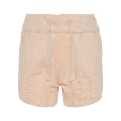 name it Girls Shorts Nmffatilla peachy keen orange Gr.Babymode (6 24 Monate) Mädchen