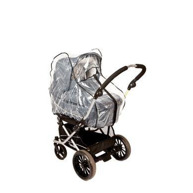 Altabebe Regnslag til barnevogne, med lynlås - gennemsigtig