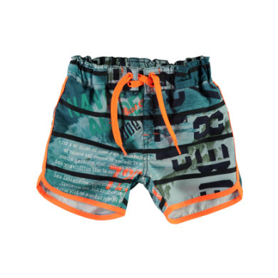 name it Boys Badehose Alhambra grün Gr.Babymode (6 24 Monate) Jungen