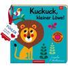 SPIEGELBURG COPPENRATH Mein Filz-Fühlbuch: Kuckuck, kleiner Löwe!