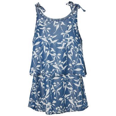 Schwangerschaftsmode für Frauen - mama licious Stilltop MLJULIANA chambray blue blau Gr.XL Damen  - Onlineshop Babymarkt