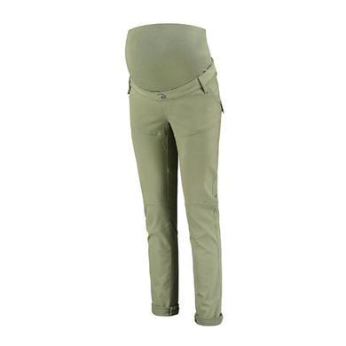 LOVE2WAIT Těhotenské kalhoty Army Green