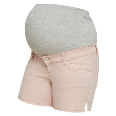 mama licious Umstandsshorts MLCOLOR peach whip ...