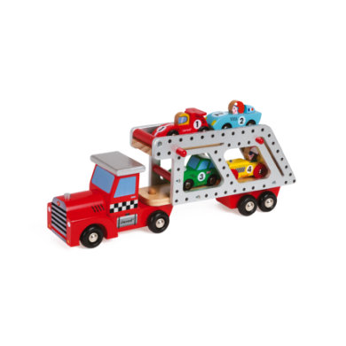 Bau- & Konstruktionsspielzeug-Sets REVELL Junior Kit Traktor & Anhänger mit Figur