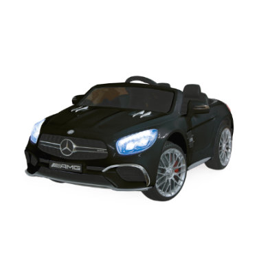 JAMARA Kids Ride-on - Mercedes SL65 černý 12V