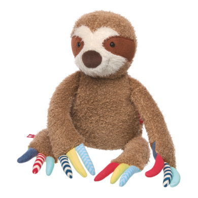 sigikid Sloth Patchwork Sweety