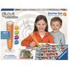 Ravensburger tiptoi® 3 Starter-Set: Stift und Buchstaben-Spiel