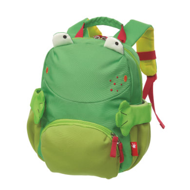 sigikid ® Mini Rucksack Frosch grün
