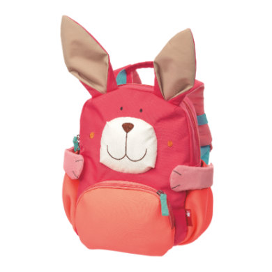 sigikid ® Mini Rucksack Hase orange