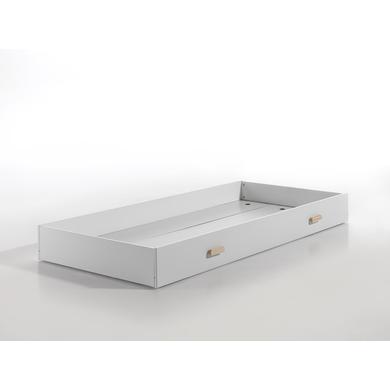 Vipack Bílý úložný box pod postel Cocoon - bílá