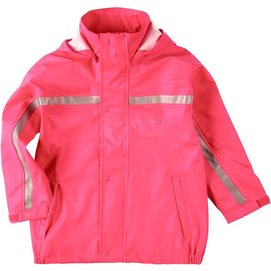 BMS Regenjacke Buddel pink