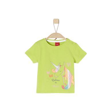 s.Oliver T-Shirt lime