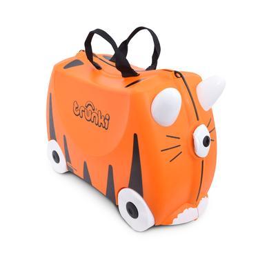trunki Kinderkoffer - Tiger Tipu - orange