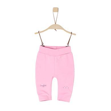 s.Oliver Hose light pink rosa pink Gr.Newborn (0 6 Monate) Mädchen