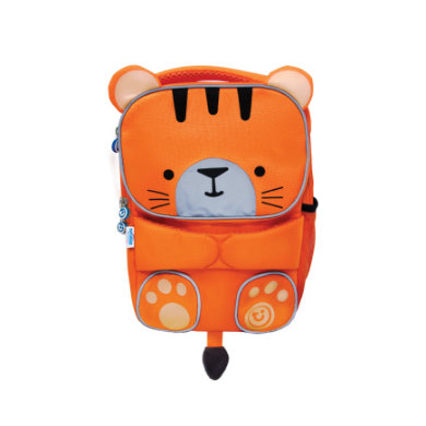 trunki ToddlePak Kindergartenrucksack, Tiger orange