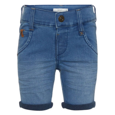 Miniboyhosen - name it Boys Jeansshort Sofus light blue denim - Onlineshop Babymarkt