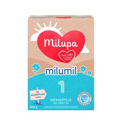 Milupa Anfangsmilch Milumil 1 600 g ab der Geburt