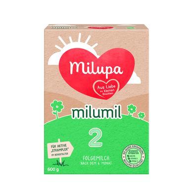 Milupa Folgemilch Milumil 2 600 g ab dem 6. Monat