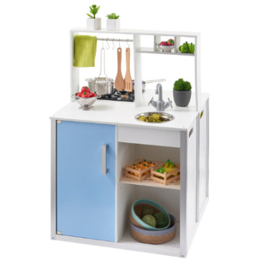 MUSTERKIND ® Kuchyňka na hraní Nelumbo, vícebarevná - pestrobarevná