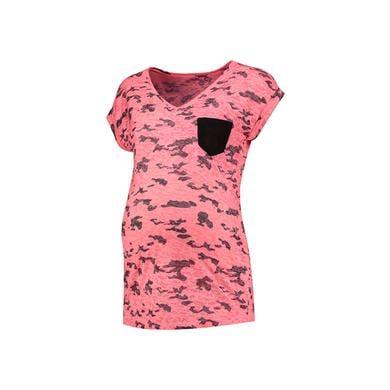 LOVE2WAIT Umstandsshirt Camouflage pink - Gr.Um...