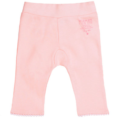 Staccato Girls Leggings pastel peach orange Gr.Newborn (0 6 Monate) Mädchen