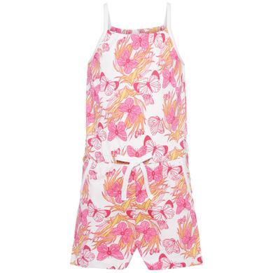 Minigirlhosen - name it Girls Jumpsuit Vigga bright white - Onlineshop Babymarkt